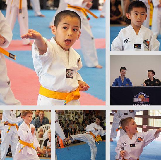 additional taekwondo training