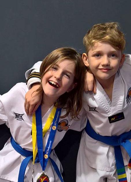 Kids Martial Arts Programs Ages 8-12