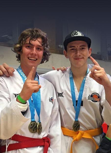 Teens Taekwondo Programs Ages 13+